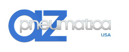 AZ Pneumatica 152EE ISO 5599//1 Valve New